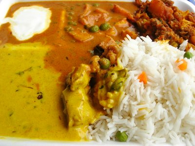 Foodie universe 39 s restaurant reviews indian food research for Annapurna cuisine los angeles