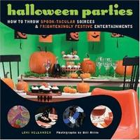 If you're the type that likes to decorate and serve party favors to impress, this book is the ultimate in Halloween style.  Click the above link for details.