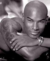 Supermodel Tyson Beckford is the remarkable face of Ralph Lauren's Polo line