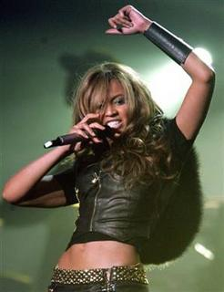 Beyonce's two solo albums showcase a progressive soul streak, with cuts we'll neve hear on urban radio. Preview some of her hotter tracks here for a taste of the more musically complex side of this rock star R&B diva.