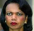 Twisted before and after merge of the scandalous Condi Rice photo in USA Today
