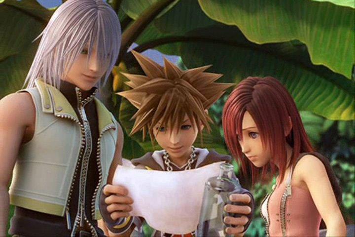 Kingdom Hearts by *tinysaucepan on deviantART   Kingdom
