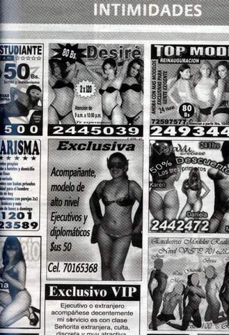 mafia prostitutas anuncios periodico prostitutas