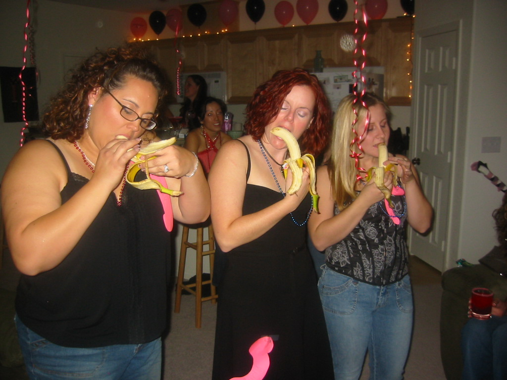 Bride Cheating At Bachelorette Party
