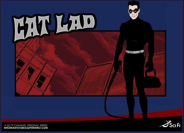 Cat Lad