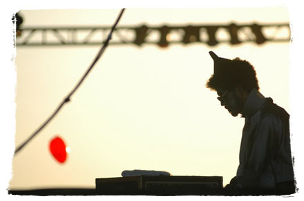 Danger Mouse no Coachella