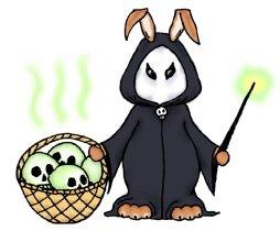 Feliz Páscoa, otário!
