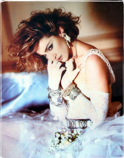 Madonna por Steven Meisel