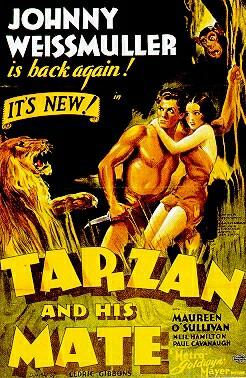 Matt Winan's Tarzan Movie Guide!