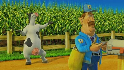 Udderly Lame Barnyard The