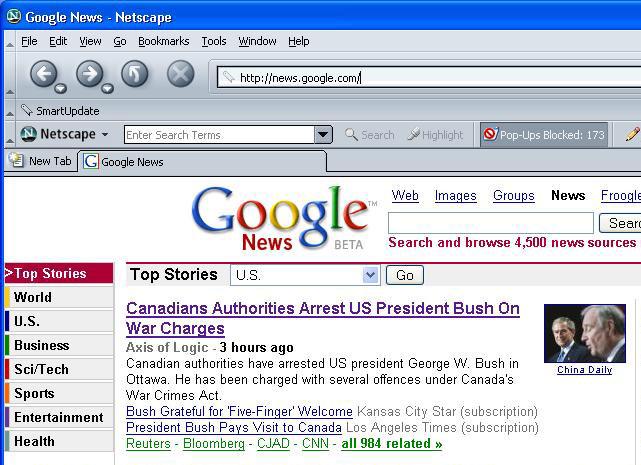 Top 10 Funny Google Ne...