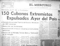 Allende violo los DDHH Titulares2