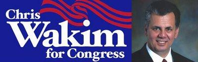 Chris Wakim for Congress