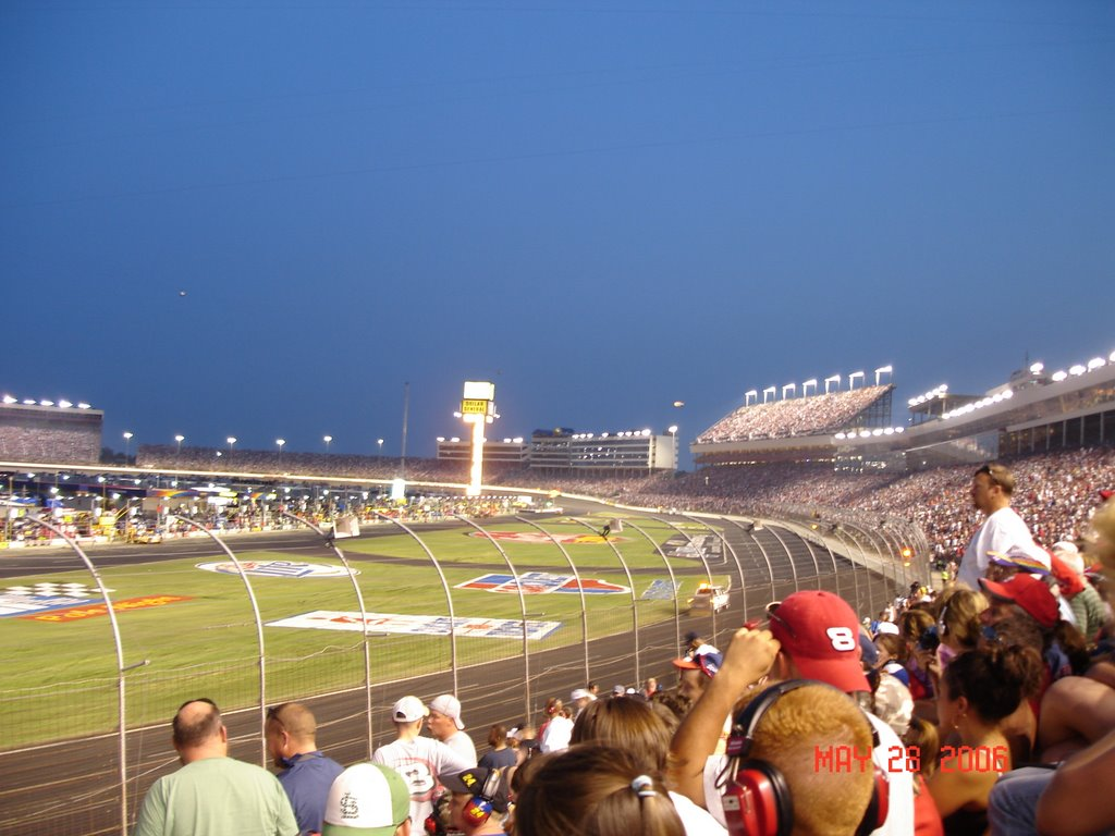The Cameron 39 S Travels Coca Cola 600 Charlotte Lowes Motor