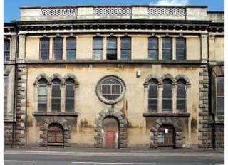 Stothert & Pitt works (Newark Foundry)