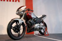 Yamaha Gladiator from the Auto Expo