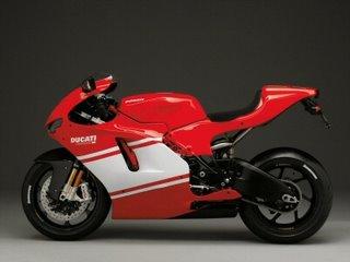 Ducati Desmosedici RR; Image courtesy: Ducati