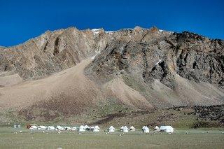 Sarchu tourist camp