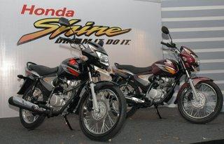 Honda Shine 125