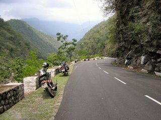 The Chandigarh-Manali road: heavenly