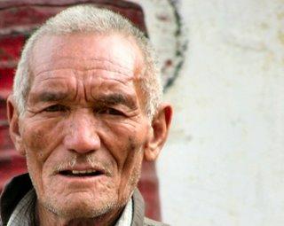 Ladakhi Man circa 2005