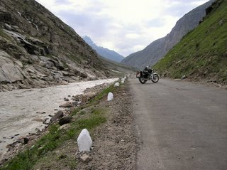 Just after Rohtang and Khoksar