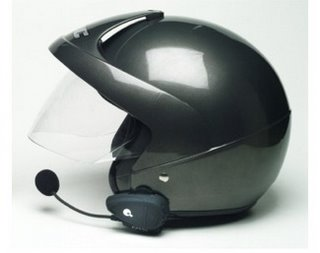 Cardo Scala Bluetooth helmet kit