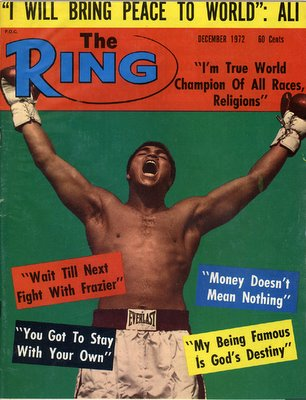 The king...of the ring?