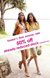 Kookai Summer Sale