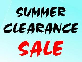 Italian Shoes Summer Clearance Sale