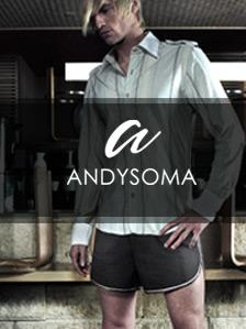 Andysoma Designer Clothing Warehouse Sale