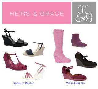 HEIRS & GRACE Warehouse Sale