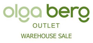 Olga Berg Outlet Warehouse Sale