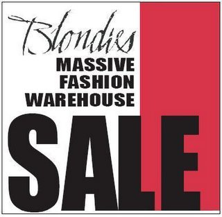 Blondes Womens Fashion & Designer Clothing Warehouse Sale