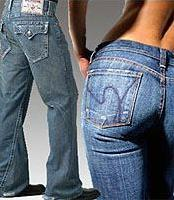 Sassy jeans for chic women, teen and girls