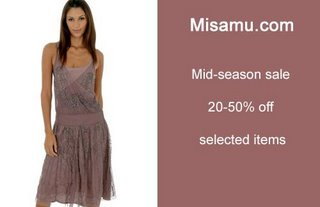 Sale on chic and sophisticated fashion for women, teen and girls