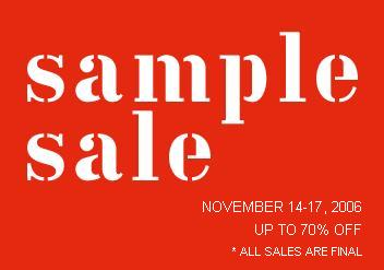 Kate Spade sample sale for sassy Women, Teen and Girls