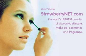 StrawberryNET Discounted Designer Fragrances, Make-up & Cosmetics