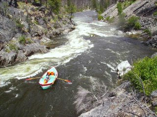 Middle Fork and M-Wave Photos...