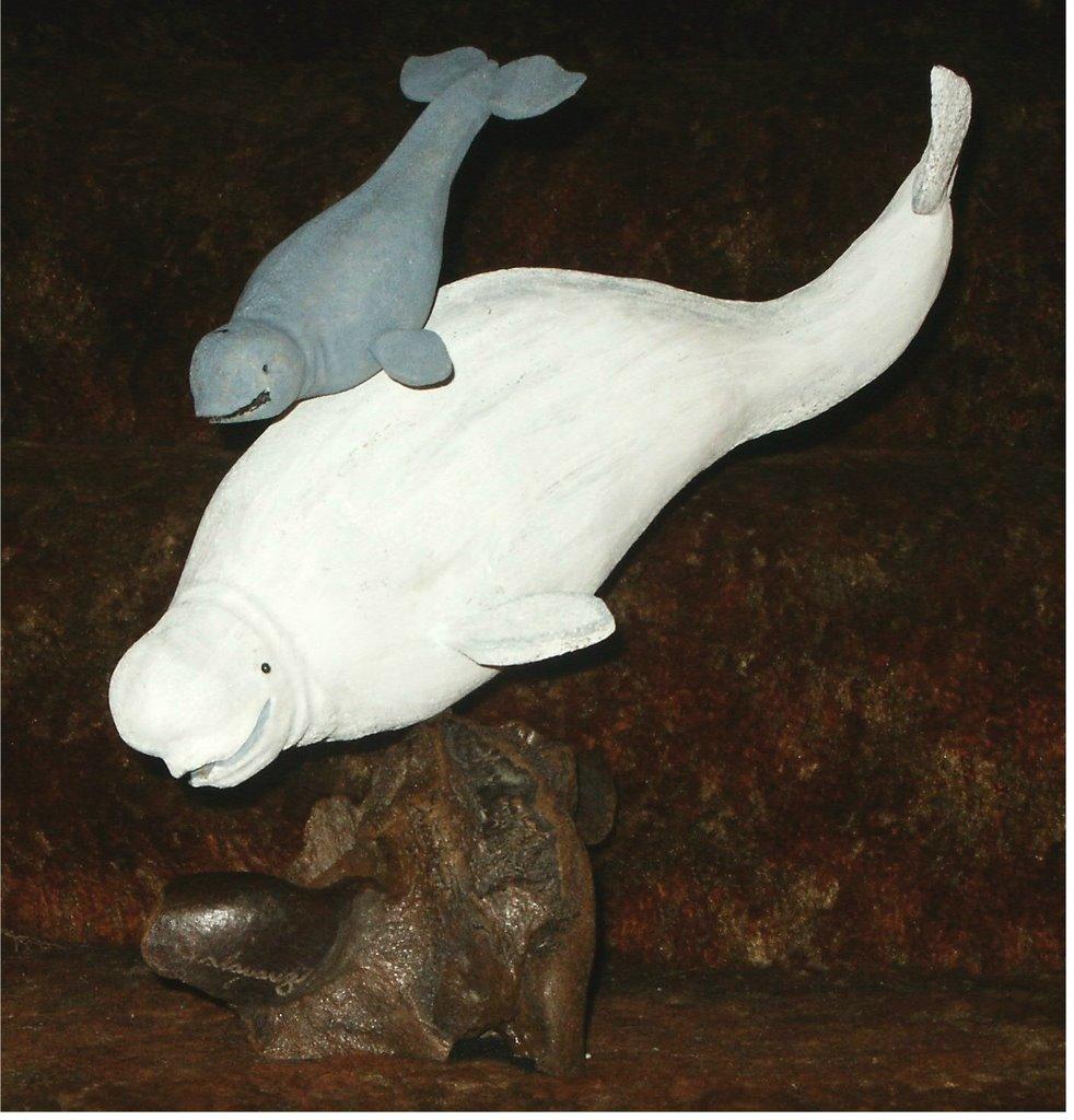 Qalayauq inuit art