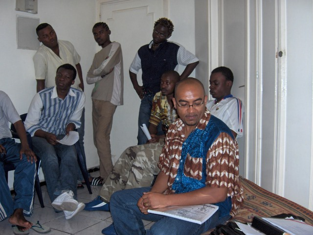 rencontre congolais