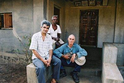 Richard Long,Jivya Soma Mashe, Herve Perdriolle