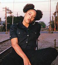 Got Afro Puffs like R-A-G, E