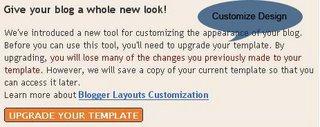 مشکل موجود در Customize Design