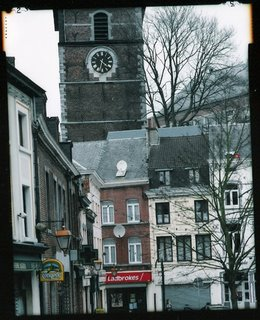 Gembloux Beffroi classé au patrimoine de l'UNESCO