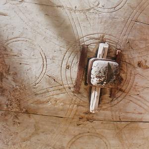 Réinventer la roue. Cappadoce, Turquie.