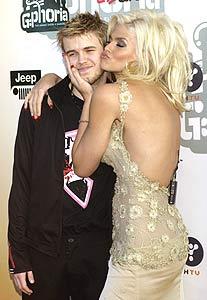 Anna Nicole Smith Daughter And Son BLOG DA MIEI.: A...