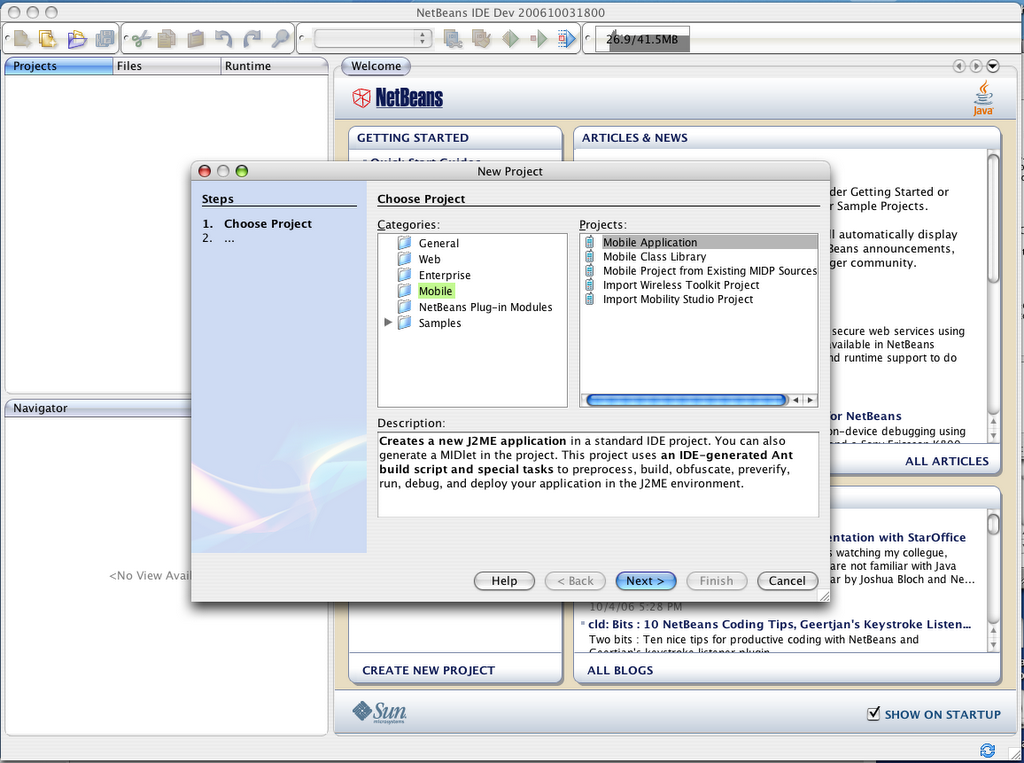 how to download javafx for netbeans