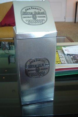 indo dreamin 39 jack daniels silver select single barrel. Black Bedroom Furniture Sets. Home Design Ideas