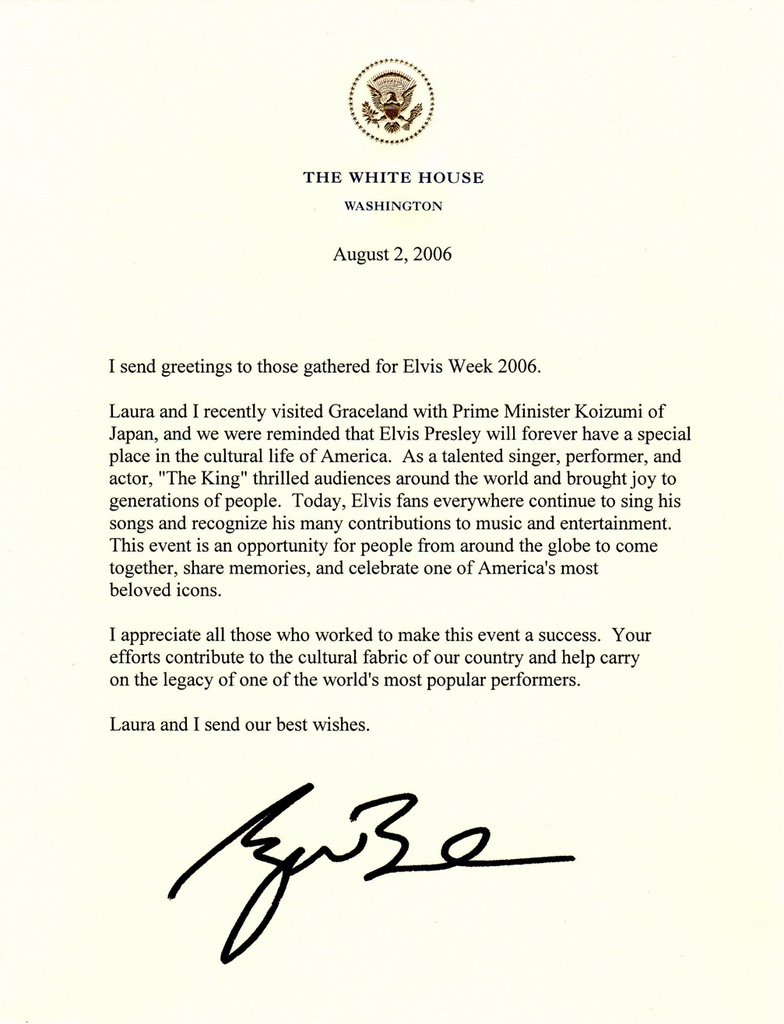 Fox 13 weather a letter to southerners from president bush kristyandbryce Image collections